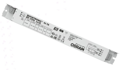 Osram QT-FIT8 Triple/Quad 18 Watt Quicktronic T8 Ballast