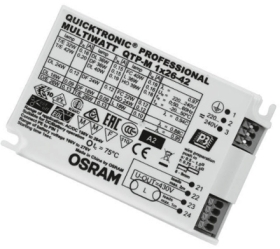 Osram QT-M Single 26-42 Watt Quicktronic CFL Ballast