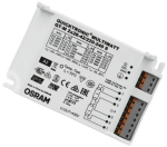This is a Osram QT-M Quicktronic Multiwatt (CFL)