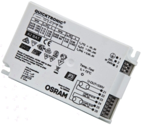 Osram QTP-D/E Single/Twin 18 Watt Quicktronic CFL Ballast