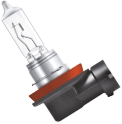 Osram Silverstar 2.0 H11 55W PGJ19-2 Halogen Headlight Lamp (Pack Of 2)
