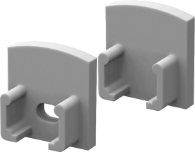 P5 Strip Recessed Profile End Cap Set