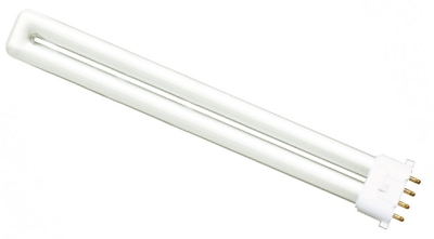 PLSE Compact Fluorescent Lamp 9 watt Very Warm White 827