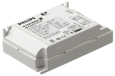 Philips Fluorescent HF-P Single 22-42 PL-T/C/L & TL5C Ballast