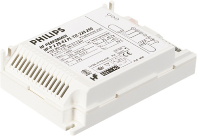 Philips Fluorescent HF-P Single 55 Watt TL5C Ballast