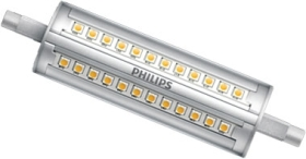LED Dimmable Philips 14 Watt 118mm Warm White