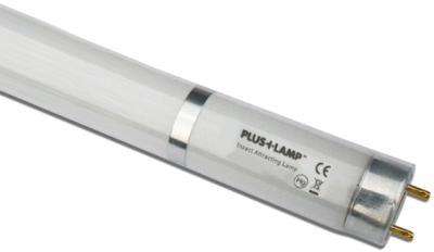PlusLamp UV Fly Killer 40 Watt 4ft T12 1200mm Shatter-proof Tube