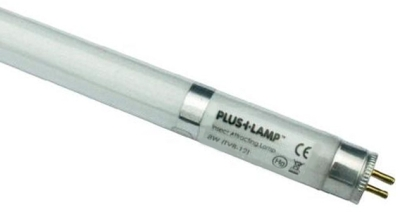 "PlusLamp UV Fly Killer 8 Watt 12"" T5 300mm Shatter-proof Tube"