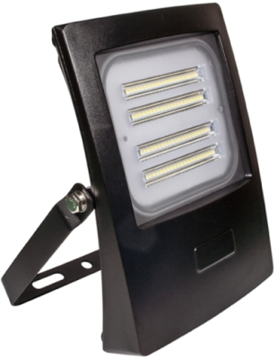 Prolite 100W IP65 LED Floodlight Daylight (1000W Alternative - 1m Cable)