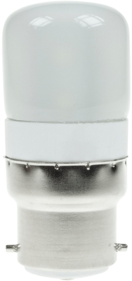 Prolite 2.6W LED Pygmy BC Lamp Daylight White