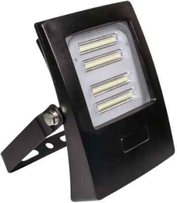 Prolite 30W IP65 LED Floodlight Daylight (300W Alternative - 1m Cable)