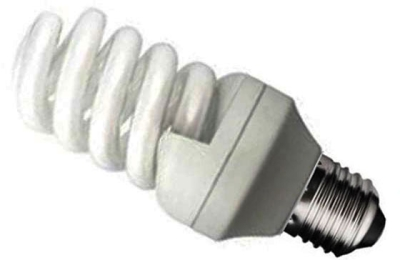 Prolite Energy Saving Mini Spiral 11W Very Warm White ES (60W Alternative)