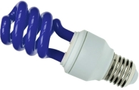 Prolite Energy Saving Spiral 15 Watt Blue ES