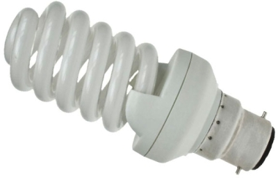 Prolite Energy Saving Spiral 25W Daylight BC (120W Alternative)