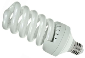 Prolite Energy Saving Spiral 30W Daylight ES (150 Watt Alternative)