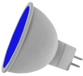 Prolite LED Non-Dimmable MR16 7 Watt Blue (50 Watt Alternative)