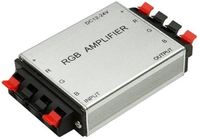 RGB Amplifier For RGB LED Strip 12/24V