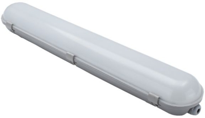 Red Arrow 12W IP65 2FT Bastion LED Non-Corrosive Batten + Emergency Mode Cool White