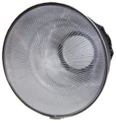 Red Arrow 70 Degree Clear Polycarbonate Reflector for COMHB - 1/2 Fittings