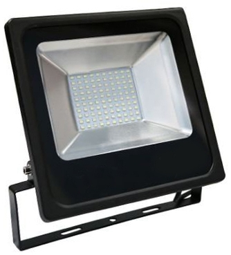 Red Arrow Black 70W IP65 SMD LED Floodlight Daylight (550W Equivalent)