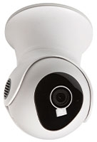 Robus CAMERA CONNECT in White 5.5W Outdoor 1080p 2-Way Audio IP65