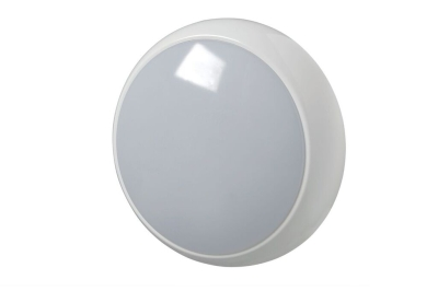 Robus Golf 10W IP65 Circular LED Bulkhead Colour Selectable (CCT 830, 840, 865)