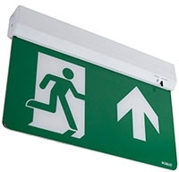 Robus SWISS 1.5W Standard Maintained Emergency Exit Blade Light