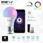 This is a Ener-J Wi-Fi Controlled Smart Lighting & Home Products