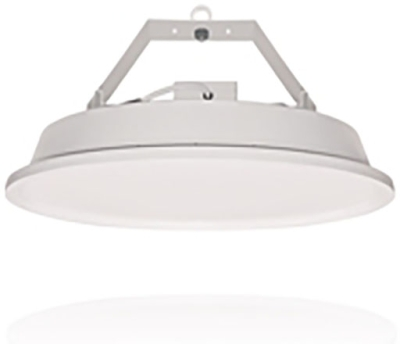 Spacelux Circular High Bay 160W 5000K Non-Dimmable LED Fitting with 110 Degree Beam Angle
