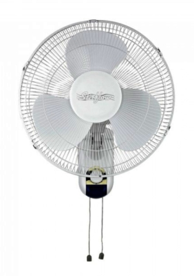 "Stirflow 16"" (40cm) Wall Fan Manual - (White - 3 Speed)"