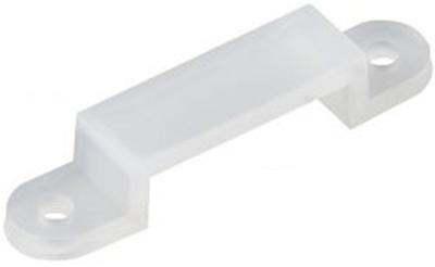 Strip Light 10mm Mounting Clips (For IP Rated LED Strip)