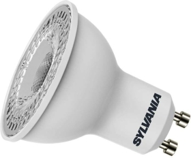Sylvania Non-Dimmable LED GU10 5 Watt Cool White (50 Watt Alternative)