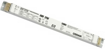 This is a ballast designed to run 54W lamps which is part of our control gear range