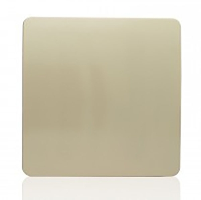 Trendi Banking Plate in Gold