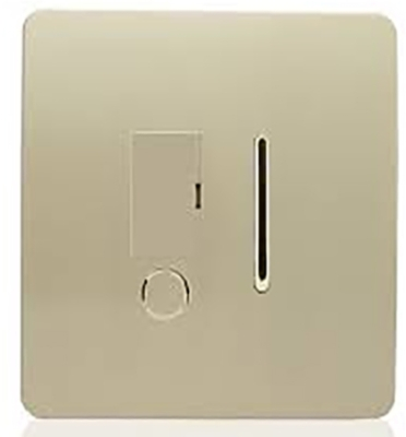 Trendi Fused Spur Switch Outlet in Gold