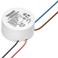 Tridonic ADVANCED Round Series 14W LC Compact Fixed Output LED Driver 350mA fixC R ADV
