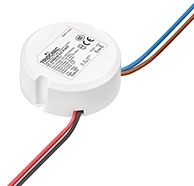 Tridonic ADVANCED Round Series 32W LC Compact Fixed Output LED Driver 800mA fixC R ADV