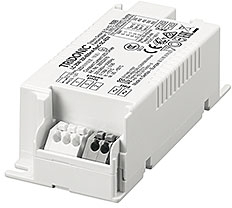 Tridonic ADVANCED Series 25W LC Compact Fixed Output LED Driver 350-600mA flexC SC ADV