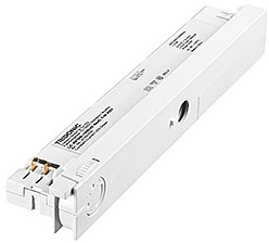Tridonic ADVANCED Series In-Track 40W LC Constant Current LED Driver 500-1050mA flexC T White