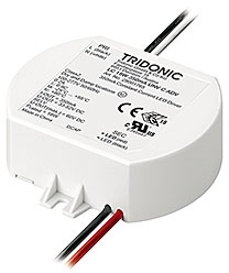 Tridonic ADVANCED Series (Universal Voltage) 18W LC Constant Current LED Drive 350mA C