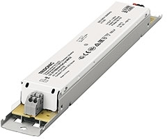 Tridonic ESSENCE SELV 75W LC Linear/Area Fixed Output LED Driver 1400mA fixC Ip SNC2