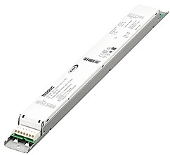 Tridonic Premium Multichannel SELV 50W LCA 350-1050mA 2xCH Linear/Area Dimming LED Driver Ip PRE