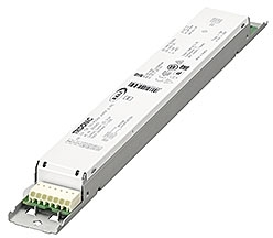 Tridonic Premium non-SELV 75W LCA 350-1050mA one4all Linear/Area Dimming LED Driver Ip PRE