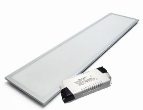 V-Tac 1200x300mm 29W High Lumen LED Panel Daylight (Driver Included)
