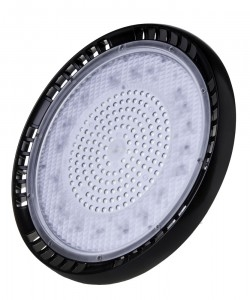 V-Tac 150W IP44 LED UFO Highbay with Samsung Chip 12000Lms Daylight 90 Degree Beam Angle