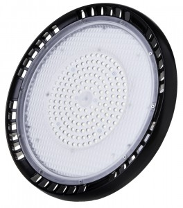 V-Tac 150W IP65 UFO Dimmable LED Highbay with Mean Well Driver Daylight 90 Degree Beam Angle