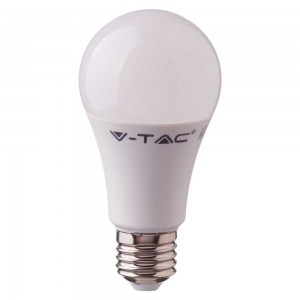 V-Tac 18W E27 LED Plastic GLS A80 Bulb with Samsung Chip Warm White (120W Equivalent)