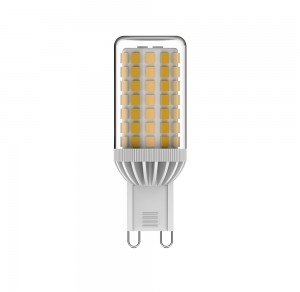 V-Tac 5W Dimmable Plastic G9 LED Capsule Spotlight 4000K Cool White (50W Equivalent)