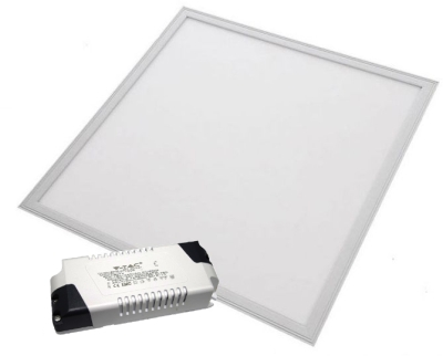 V-Tac 600x600mm 45W LED Panel Warm White (Driver Included)