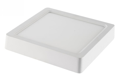 V-Tac 8W 105x105mm Square Surface Series LED Panel Cool White